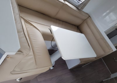 Club Lounge with drop down table