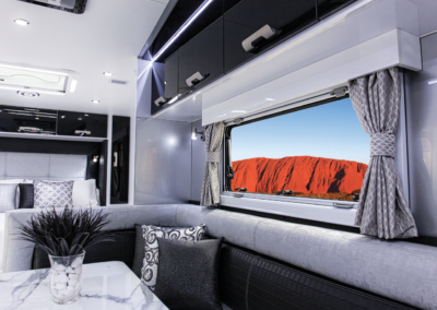 Royal Flair Van Royce Interior