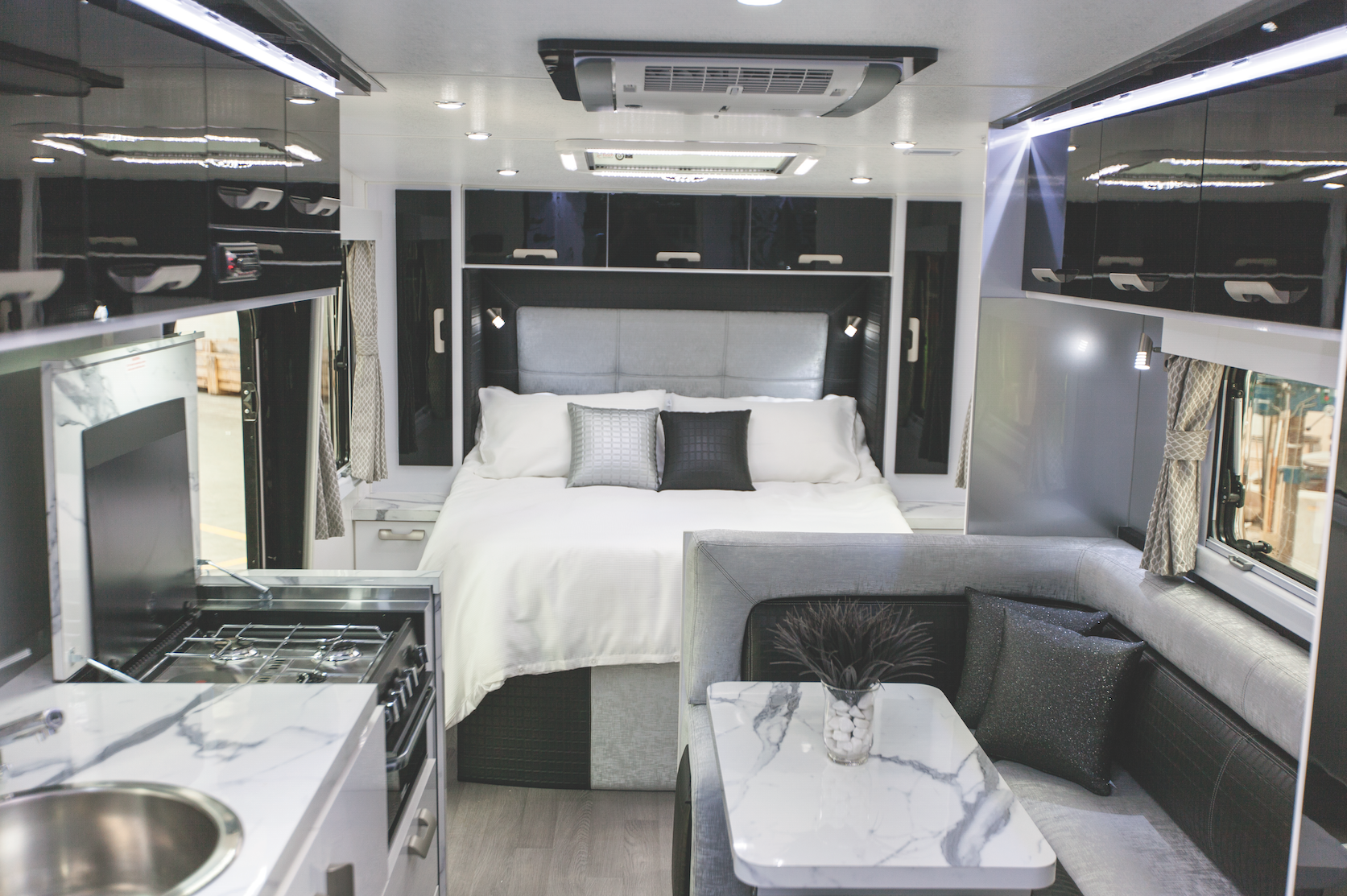 Royal Flair Van Royce Interior