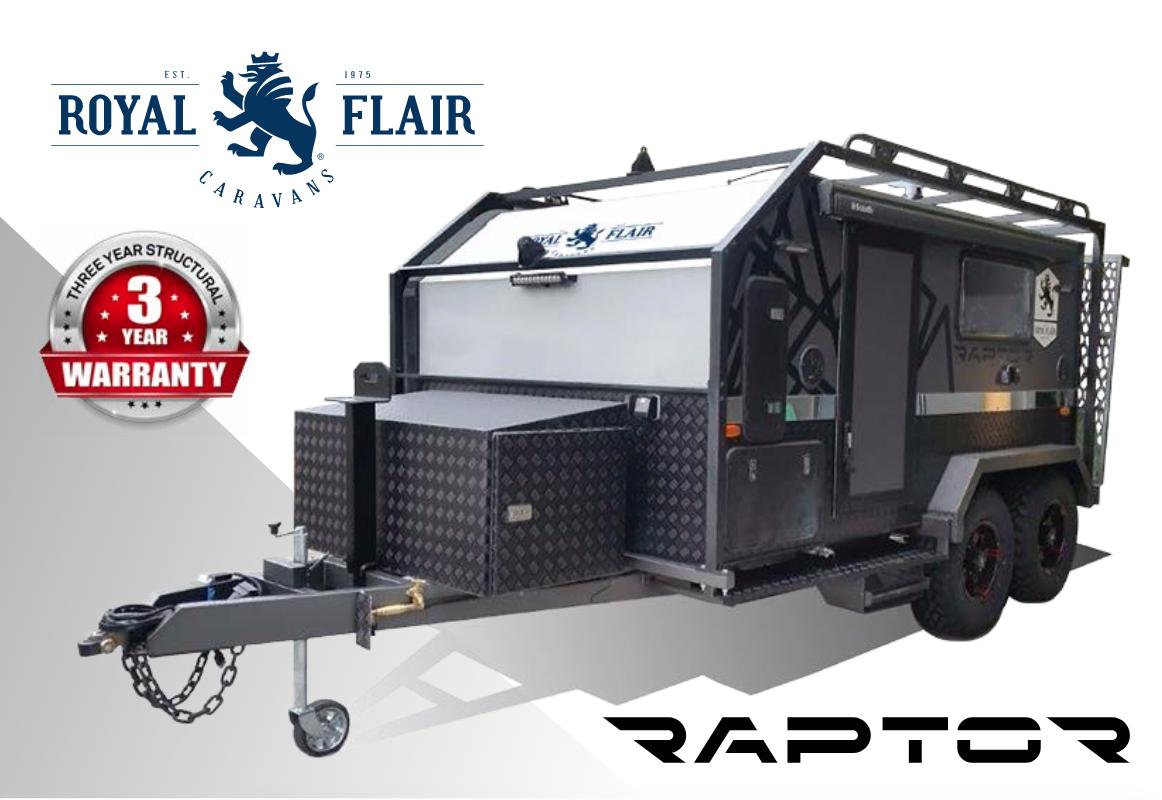 Royal Flair Raptor