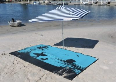 Small Beach Mat